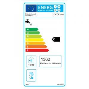 Consumul anual de energie boiler Drazice