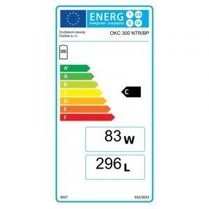 Годовое энергопотребление бойлера Drazice