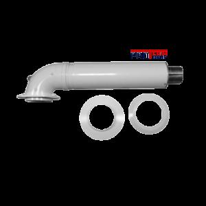Труба дымоходная для газовых котлов