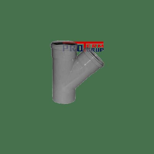 Тройник ПП 45°