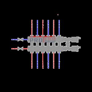 Копланарный распределитель метод работы