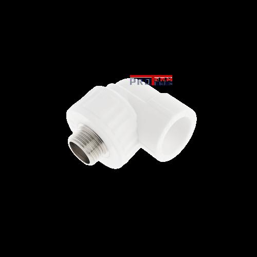 Угол комбинированный для полипропиленовых труб