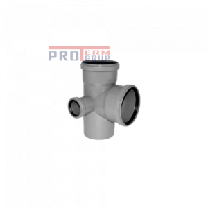 Крестовина ПП двухплоскостная 110/50x90° левая